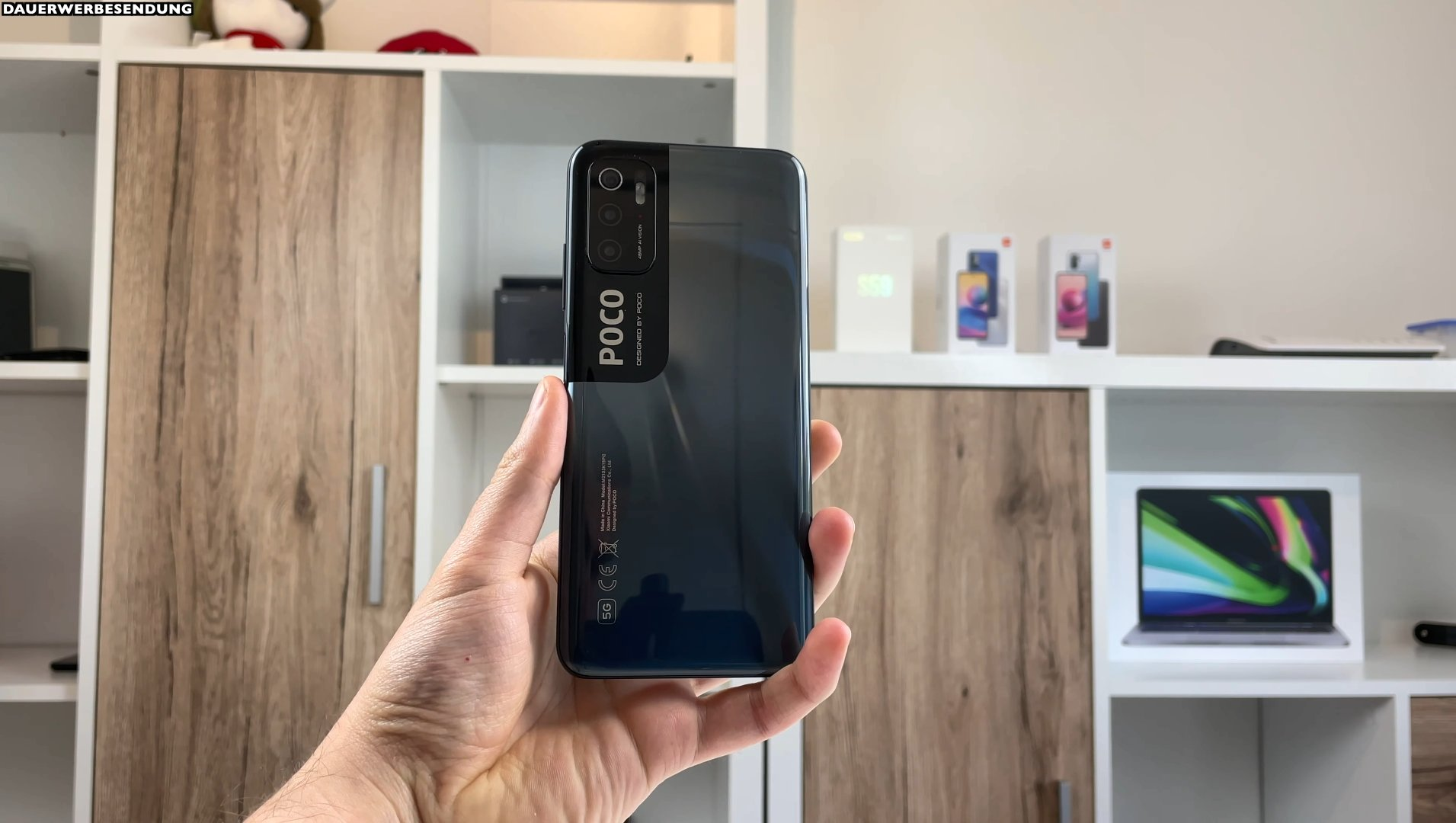 Poco M3 Pro 5G leaked in full before Launch, Missing POCO UI